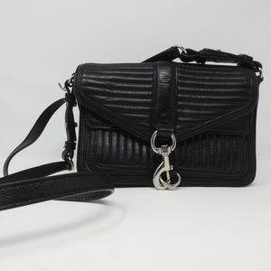 Black Rebecca Minkoff Cross Body- Great Condition!